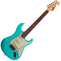 Guitarra Memphis By Tagima Mg-32 - Verde Vintage