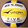 Bola Volei Oficial Vitoria Mx5000 Pu - Pague 2 Leve 3 Unidad