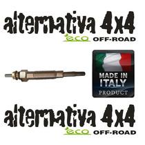 Vela Pre Aquecedora Tracker 2.0 8v Diesel Ate 2001 Motor Rf