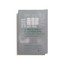 Livro Em Francês - Le Médicament Et La Personne