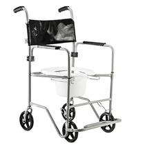 Cadeira De Rodas Sanitaria E P/ Banho, Br - Jaguaribe