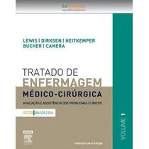Tratado De Enfermagem Medico-cirurgica - 8ª Edição - Vol.1