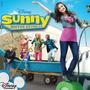 Cd Sunny Entre Estrelas (2010) C/ Demi Lovato * Lacrado Raro