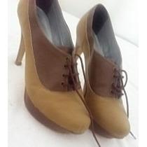 Sapato Feminino Oxford Com Salto Alto Lindoo!