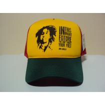 Boné Bob Marley Future Reggae Jamaica Frete Grátis