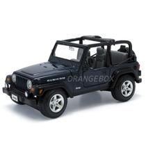 Jeep Wrangler Rubicon 1:27 Maisto 31245-azul