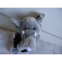 Mochila Infantil De Pelúcia Elefante Importado