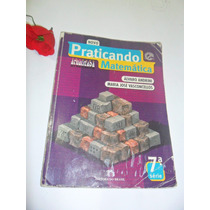 Livro Praticando Matemática,álvaro Andrinni