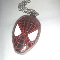 Colar Spider Man (valor Unitário)