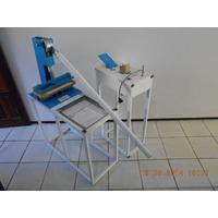 Máquina Compact-print De Fazer Chinelos