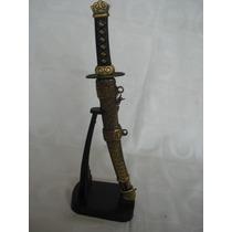Espada Samurai Sabre Japones 1 Peça Decoração Enfeite