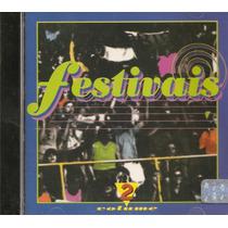 Cd Festivais, Volume 2 - Vários Artistas