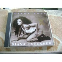 Cd - Diana Ross Diana Extended The Remixes
