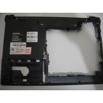 Carcaça Inferior Notebook Megaware Meganote 4129