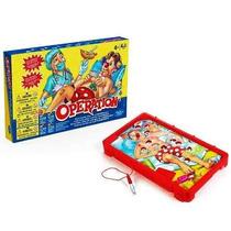 Brinquedo Novo Lacrado Hasbro Jogo Educativo Operando