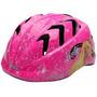 Capacete Infantil Bike Barbie (importado ) Rosa