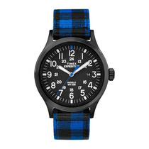 Relógio Masculino Timex Expedition Tw4b02100w/wn - Original