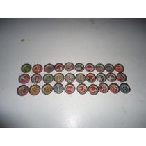 Tampinhas Coleção Coca Cola Abra Felicidade 2012 30 Tampas