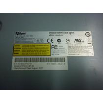 Drive Gravador Dvd E Cd Rw Aopen Dsw2012p - Preto - Ide