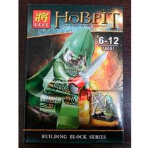 O Hobbit Senhor Dos Aneis Lele Compatível Com Lego Modelo 5