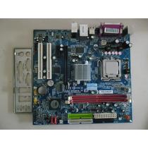Placa Mae Gigabyte Ga-vm900m Rev 1.0 Chipset Via E Garantia!