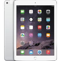 Apple Ipad Air 2 Com Conexão Wi-fi + Celular Silver 64gb