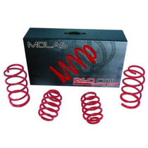 Kit 04 Molas Esportivas Red Coil Saveiro G5 / G6