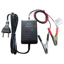 Carregador De Bateria 12 Volts Prático - Seguro - Confiável