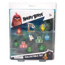 Angry Birds Mini Filme Figura Set B 7-pack