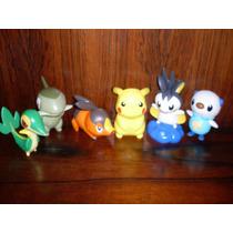 Kit 6 Bonecos Pokemons Mc Donalds Usados - Ler Bem Anúncio