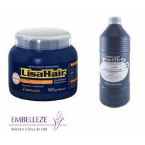Kit Alisante + Neutralizan Lisahair Embelleze ( 2 Produtos )