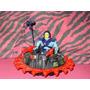 Esqueleto Com Rotor E Bonecos Da Coleção He-man