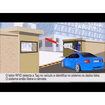 Controle De Acesso Elet. Para Carros E Pessoas (salvador)