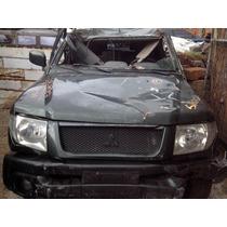 Sucata Pajero Tr4 2003 Gasolina/ Automatica 2.0 16v
