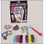 Fabrica Pulseiras De Elástico Monster High Mini Loom Pop