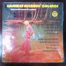 Lp Vinil Grandes Sucessos Boleros Orquestra Havana
