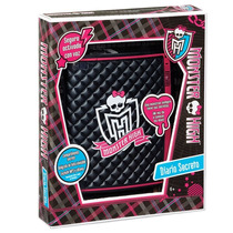 Diario Secreto Eletrônico Da Monster High Original Da Mattel