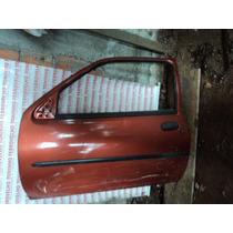 Porta Ford Fiesta 2pt L.e P/ Recupera S/ Acessórios