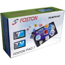 Novo Tablet Foston Com Tv Digital Em 12 X S/ Juros