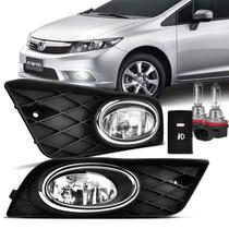 Kit Farol De Milha Honda New Civic 2012/13/14 Bt Original Fr