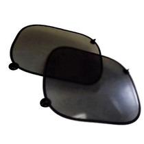 Protetor Solar Automóvel Vidro Lateral Carros Kit Com 2