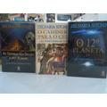 Livros Das Crônicas Da Terra 1, 2 E 3 - Zecharia Sitchin