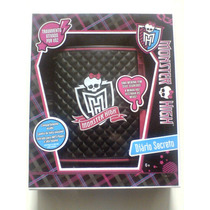 Diario Secreto Eletrônico Da Monster High Original Da Mattel