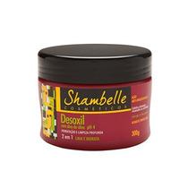 Desoxil Shambelle Óleo De Oliva Ph4 Cabelos Volumosos 300g