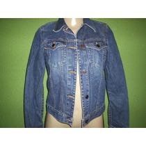 Jaqueta Jeans Abercrombie & Fitch 38