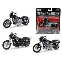 Kit Set Harley Davidson Série Sons Of Anarchy - 03 Modelos