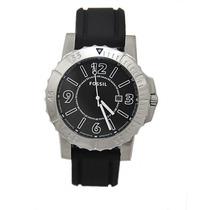 Relógio Fossil Bq1023 Pulseira Silicone Linha 2016 Promoção