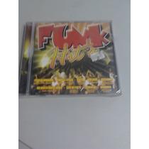 Cd Funk Hits-mc, Serginho, Marcinho Emuito Mais-lacrado