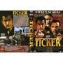 Dvd Ticker, Steven Seagal, Ação, Original