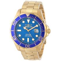 Relogio Invicta 14357 Pro Diver Ouro 18k 6471 Frete Grátis